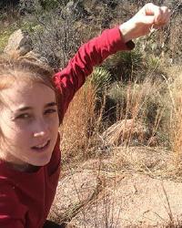 Tessa Lessord Staff Entomologist